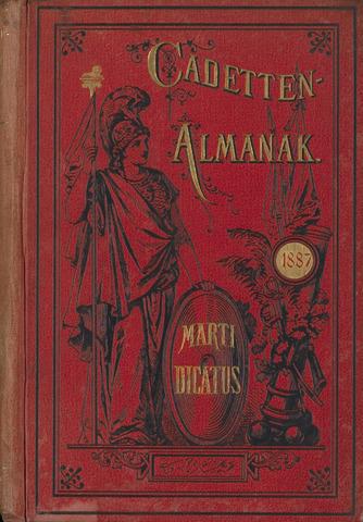 Almanak der Koninklijke Militaire Akademie 1887-01-01