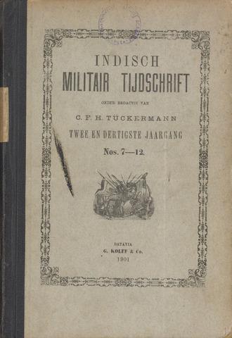 Indisch Militair Tijdschrift 1901-07-01