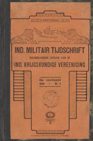 Indisch Militair Tijdschrift 1938-07-01