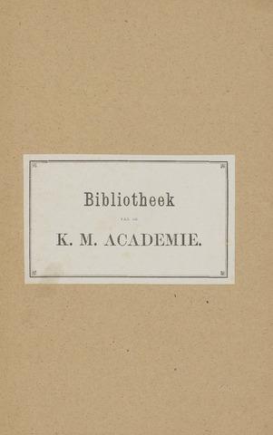 Indisch Militair Tijdschrift 1881-07-01