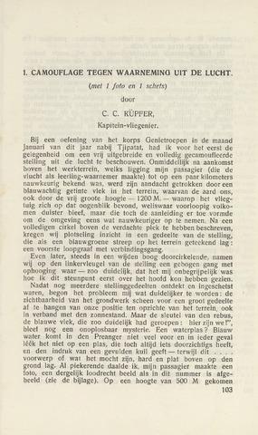 Indisch Militair Tijdschrift 1930-02-01