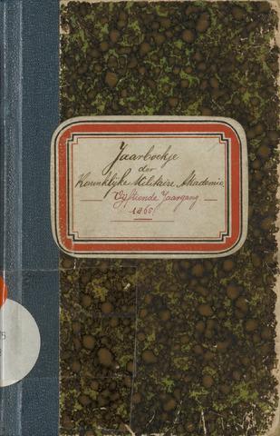 Almanak der Koninklijke Militaire Akademie 1865-01-01