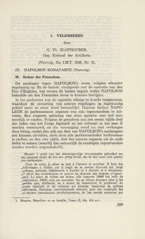Indisch Militair Tijdschrift 1936-04-01