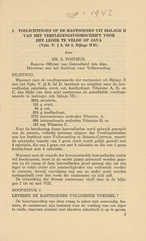 Indisch Militair Tijdschrift 1942