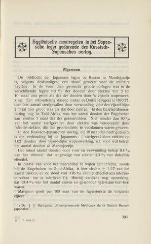 Indisch Militair Tijdschrift 1914-05-01