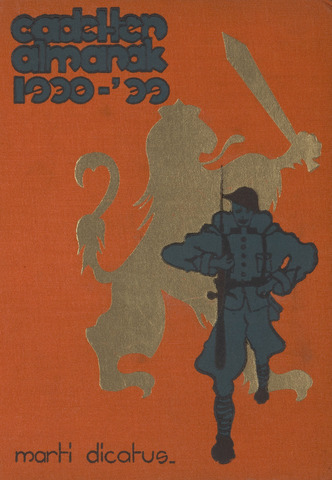 Almanak der Koninklijke Militaire Akademie 1938