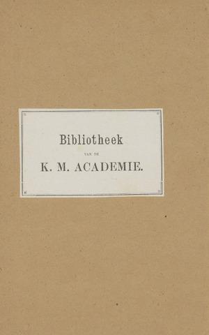 Indisch Militair Tijdschrift 1888-07-01