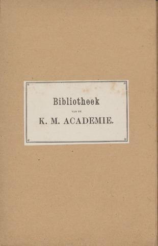 Indisch Militair Tijdschrift 1898-07-01