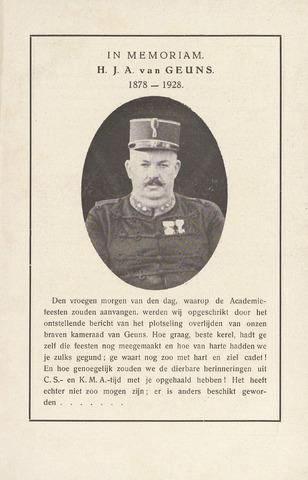 Indisch Militair Tijdschrift 1928-11-01