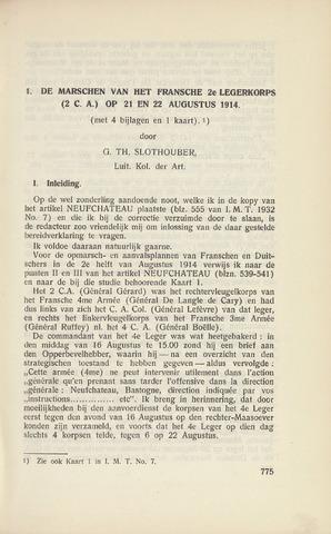 Indisch Militair Tijdschrift 1932-10-01