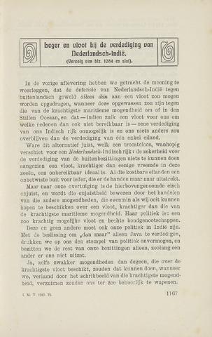 Indisch Militair Tijdschrift 1912-12-01