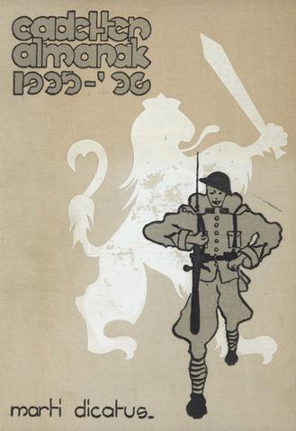 Almanak der Koninklijke Militaire Akademie 1935-09-01