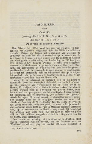 Indisch Militair Tijdschrift 1929-10-01