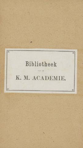 Indisch Militair Tijdschrift 1879-01-01