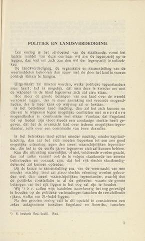 Indisch Militair Tijdschrift 1921-05-01