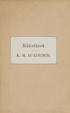 Indisch Militair Tijdschrift 1886-07-01