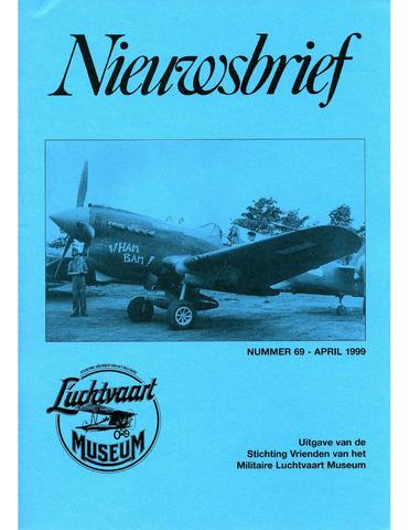 Nieuwsbrief Militaire Luchtvaart Museum 1999-04-01