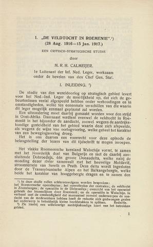 Indisch Militair Tijdschrift 1931-01-01