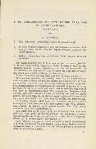 Indisch Militair Tijdschrift 1927-02-01