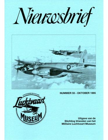 Nieuwsbrief Militaire Luchtvaart Museum 1995-10-01
