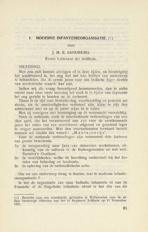 Indisch Militair Tijdschrift 1932-02-01
