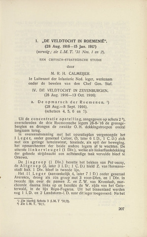 Indisch Militair Tijdschrift 1931-03-01