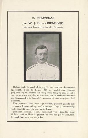 Indisch Militair Tijdschrift 1928-12-01