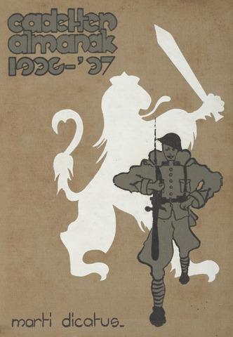 Almanak der Koninklijke Militaire Akademie 1936-09-01
