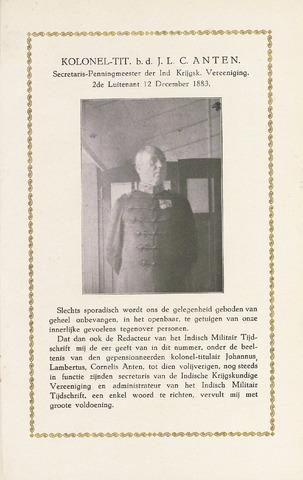 Indisch Militair Tijdschrift 1933-12-01