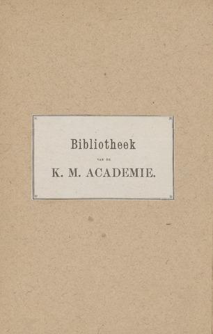 Indisch Militair Tijdschrift 1892-07-01