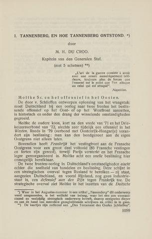 Indisch Militair Tijdschrift 1929-12-01