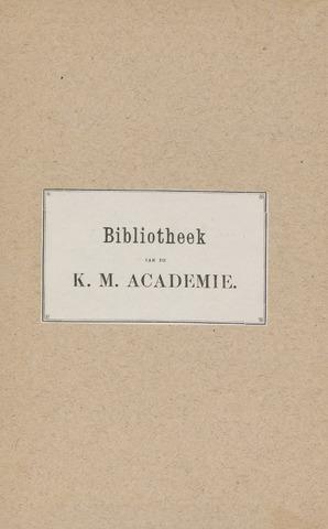 Indisch Militair Tijdschrift 1893-07-01