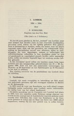 Indisch Militair Tijdschrift 1934-09-01