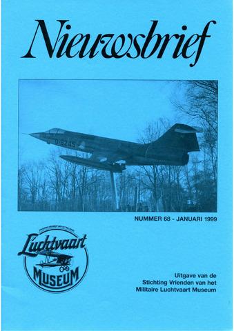 Nieuwsbrief Militaire Luchtvaart Museum 1999