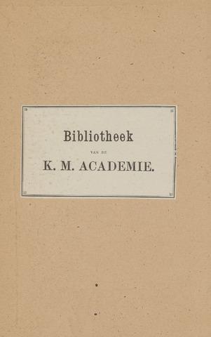 Indisch Militair Tijdschrift 1887-07-01