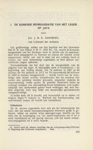 Indisch Militair Tijdschrift 1933-02-01