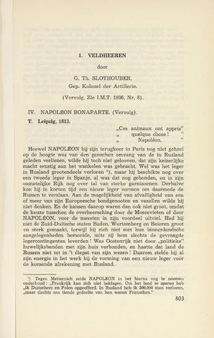 Indisch Militair Tijdschrift 1936-09-01