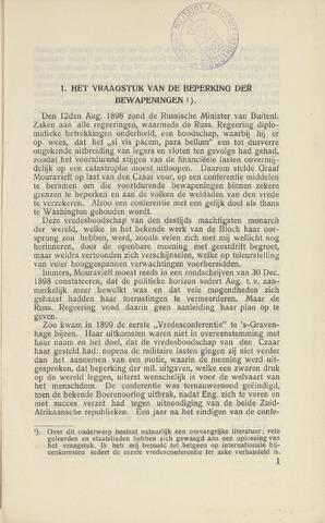 Indisch Militair Tijdschrift 1922-02-01