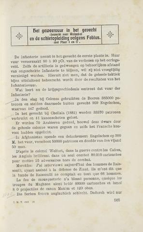 Indisch Militair Tijdschrift 1912-06-01
