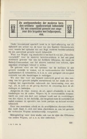 Indisch Militair Tijdschrift 1914-06-01