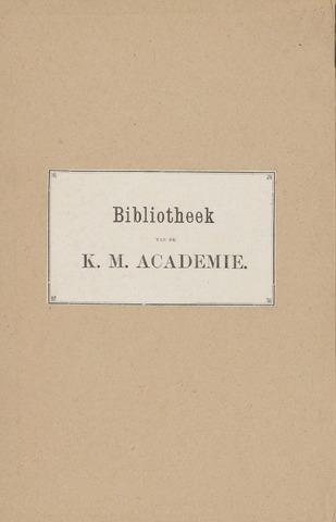 Indisch Militair Tijdschrift 1885-07-01