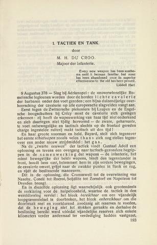 Indisch Militair Tijdschrift 1933-03-01