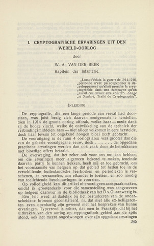 Indisch Militair Tijdschrift 1932-05-01