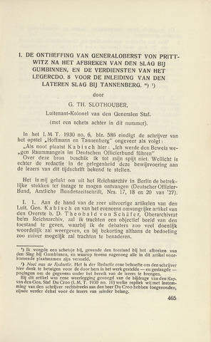 Indisch Militair Tijdschrift 1931-06-01