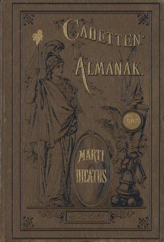 Almanak der Koninklijke Militaire Akademie 1903-01-01