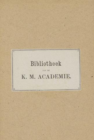Indisch Militair Tijdschrift 1890-07-01