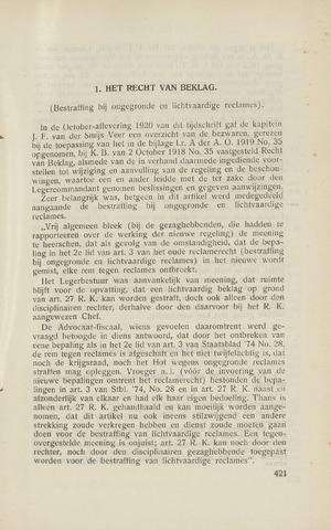 Indisch Militair Tijdschrift 1924-07-01