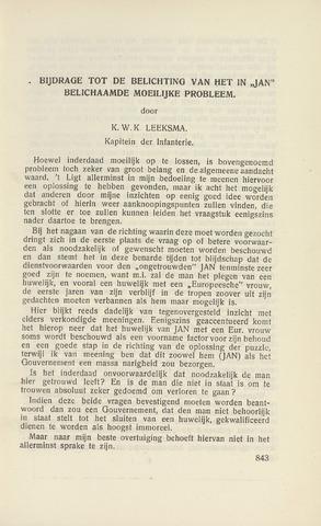 Indisch Militair Tijdschrift 1931-10-01