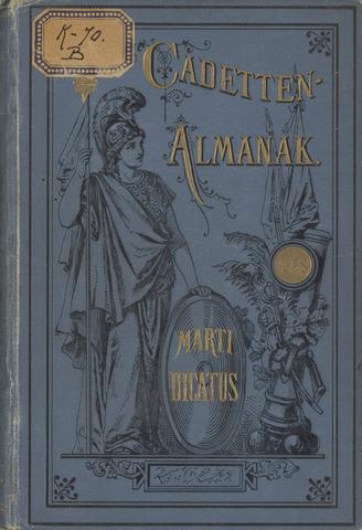 Almanak der Koninklijke Militaire Akademie 1898-01-01