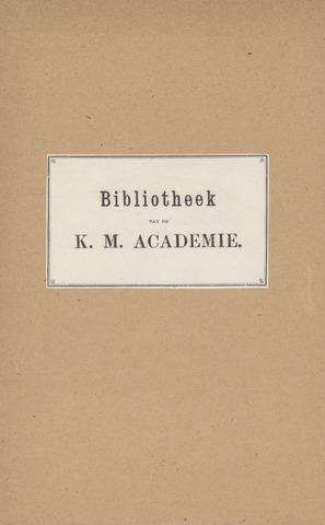 Indisch Militair Tijdschrift 1896-07-01